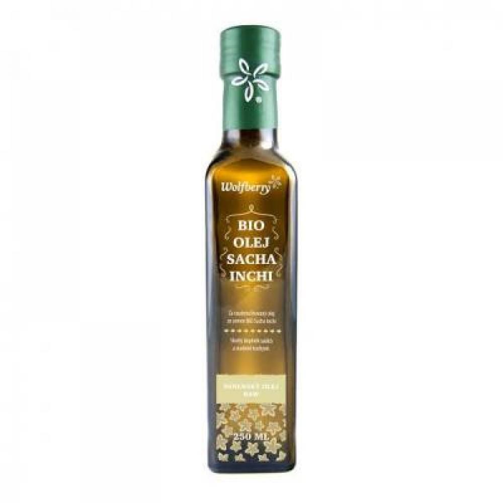 WOLFBERRY Sacha Inchi olej BIO 250 ml
