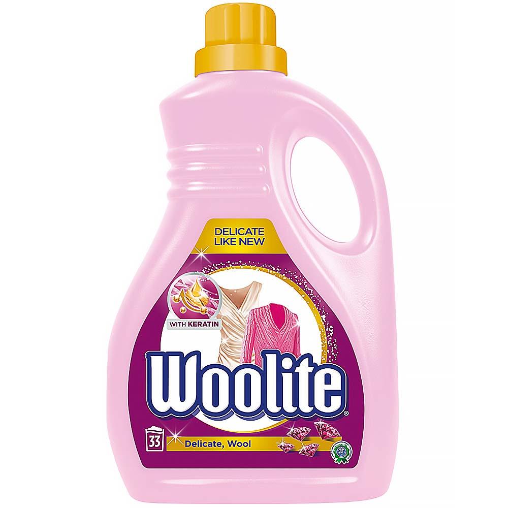 WOOLITE Delicate 33 pracích dávek 2 l
