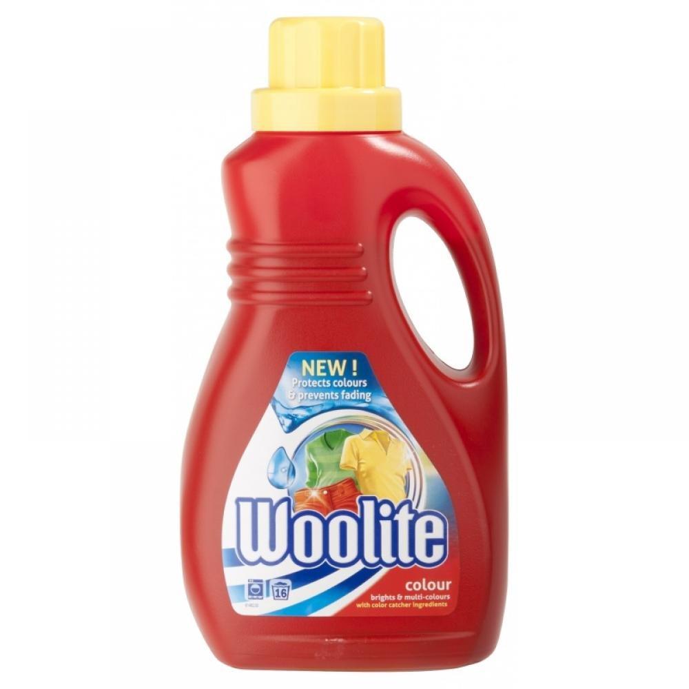 WOOLITE Extra Color Protection prací prostředek 1 litr