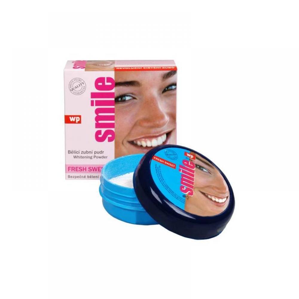 WP SMILE Freshsweet 30 g bělící zubní pudr