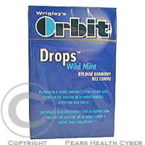 WRIGLEYS Orbit Wild Mint drops 14ks