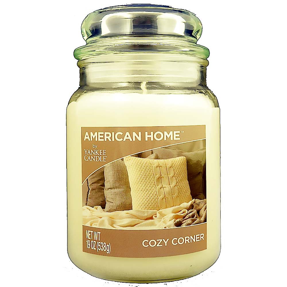 YANKEE CANDLE American Home Cozy Corner 538 g