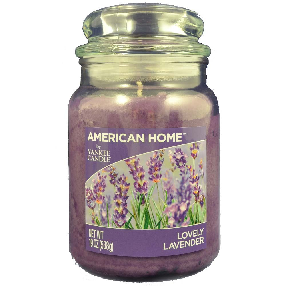 YANKEE CANDLE American Home Lovely Lavender 538 g