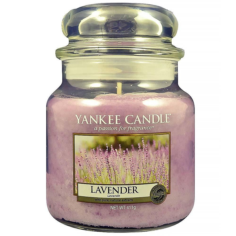 YANKEE CANDLE Classic Lavender střední 411 g
