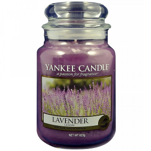 YANKEE CANDLE Classic Lavender velký 623 g