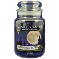 YANKEE CANDLE Classic Midsummer´s Night velký 623 g