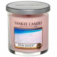 YANKEE CANDLE Pink Sands Décor malý 198 g