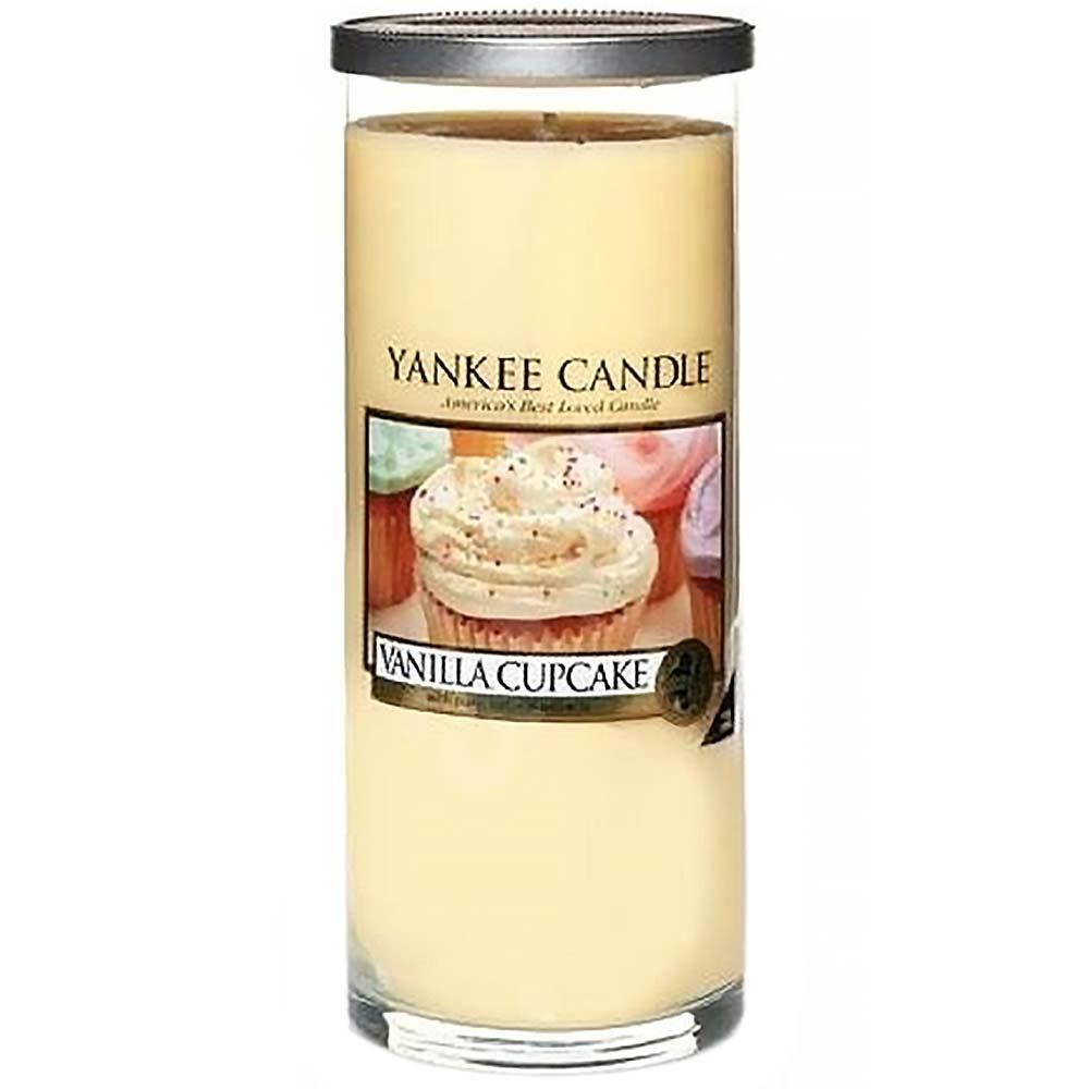 YANKEE CANDLE Vanilla Cupcake Décor velký 566 g