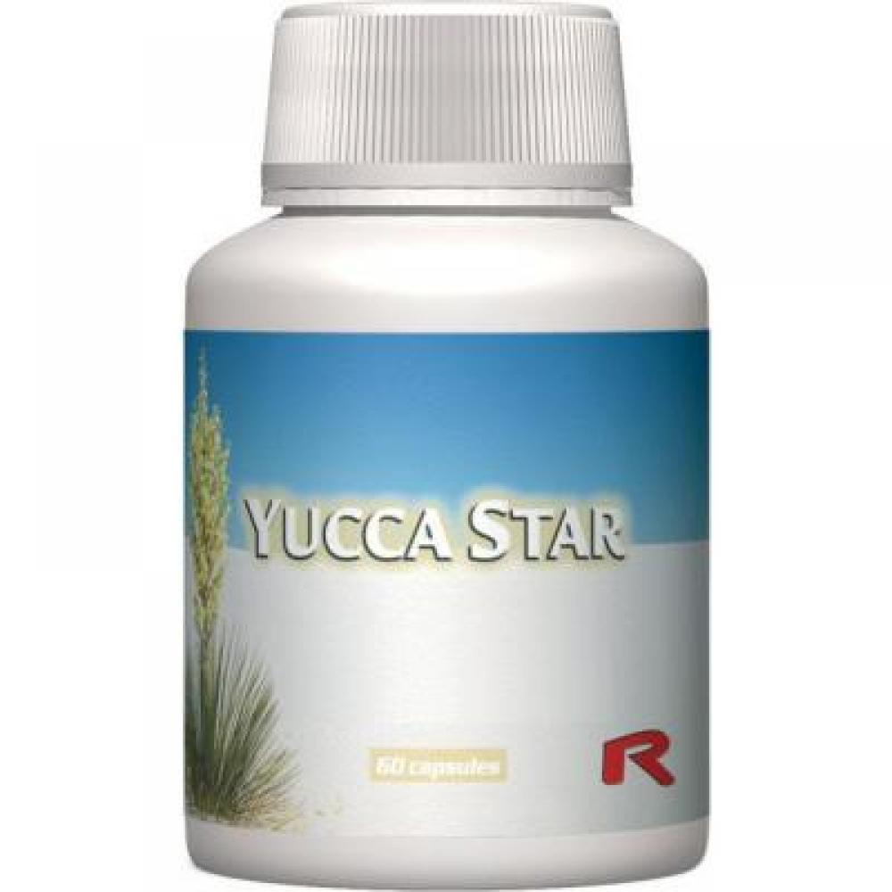 Yucca Star 60 cps. : VÝPRODEJ