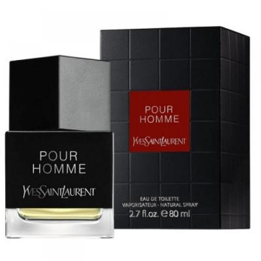 Yves Saint Laurent La Collection Pour Homme Toaletní voda 80ml