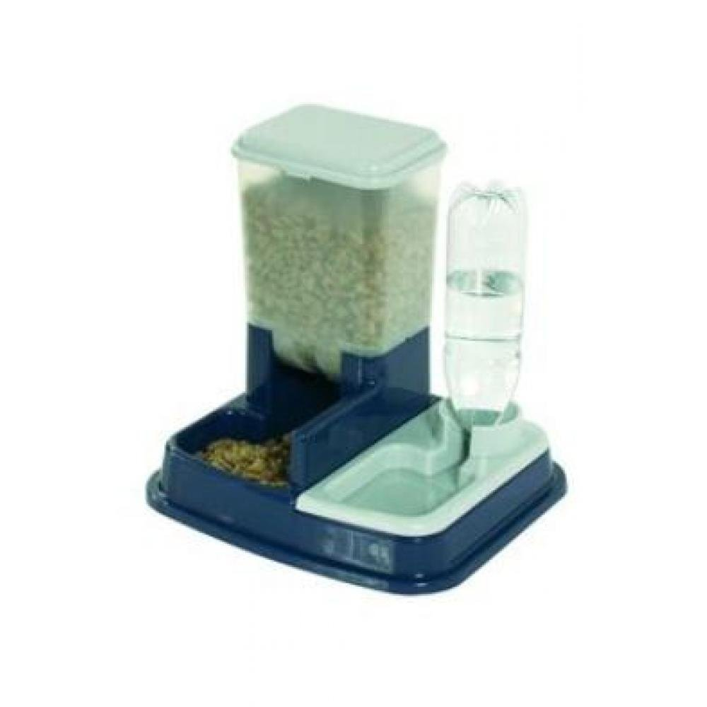 Zásobník na krmivo a vodu DuoMax KAR 1ks