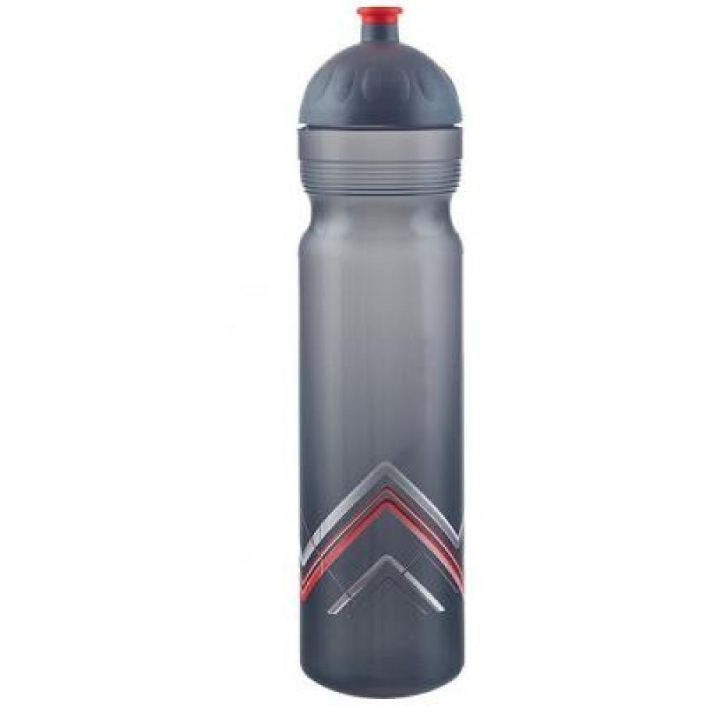 Zdravá lahev Bike-Hory červená 1 l