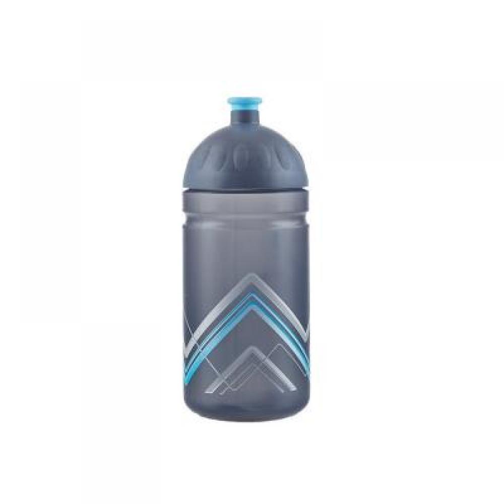 Zdravá lahev Bike-Hory modrá 0,5 l