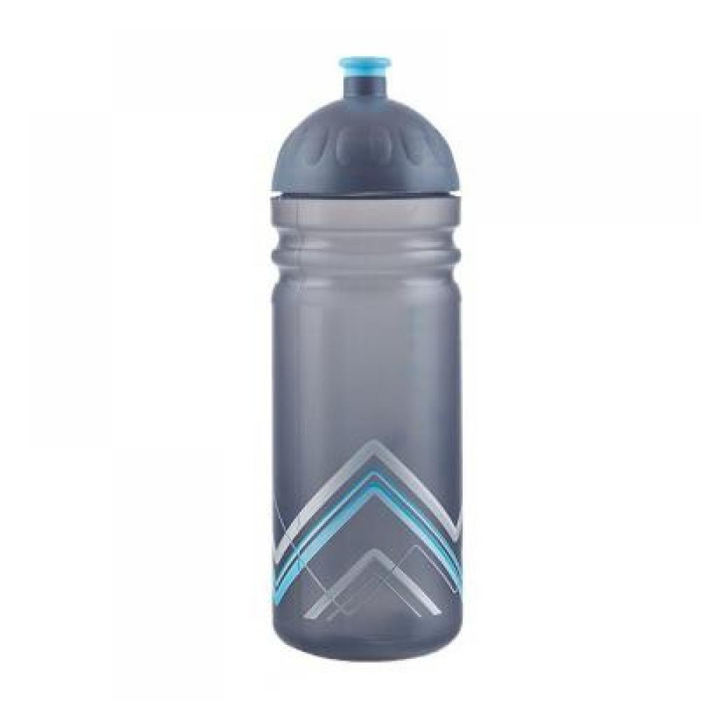 Zdravá lahev Bike-Hory modrá 0,7 l