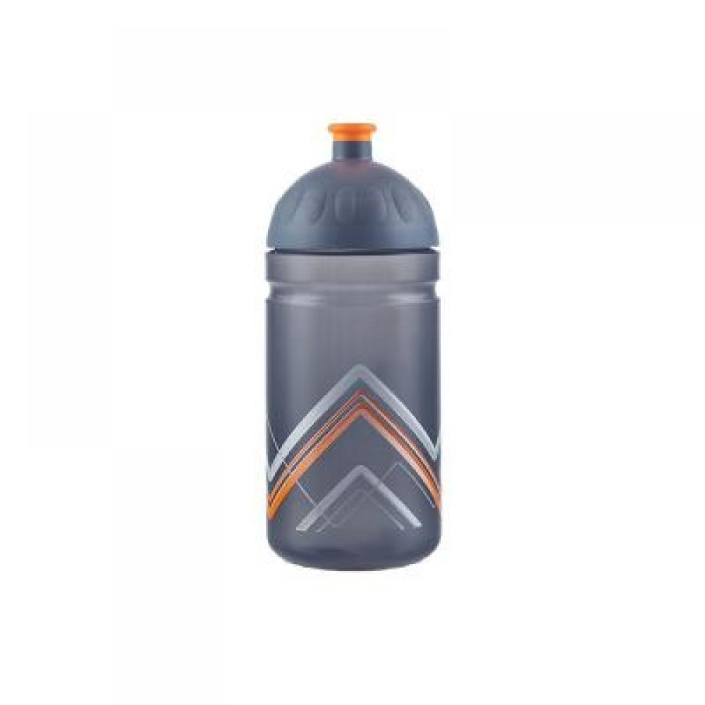 Zdravá lahev Bike-Hory oranžová 0,5 l