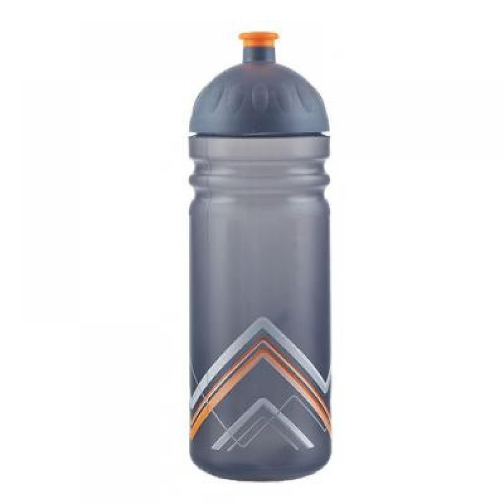 Zdravá lahev Bike-Hory oranžová 0,7 l