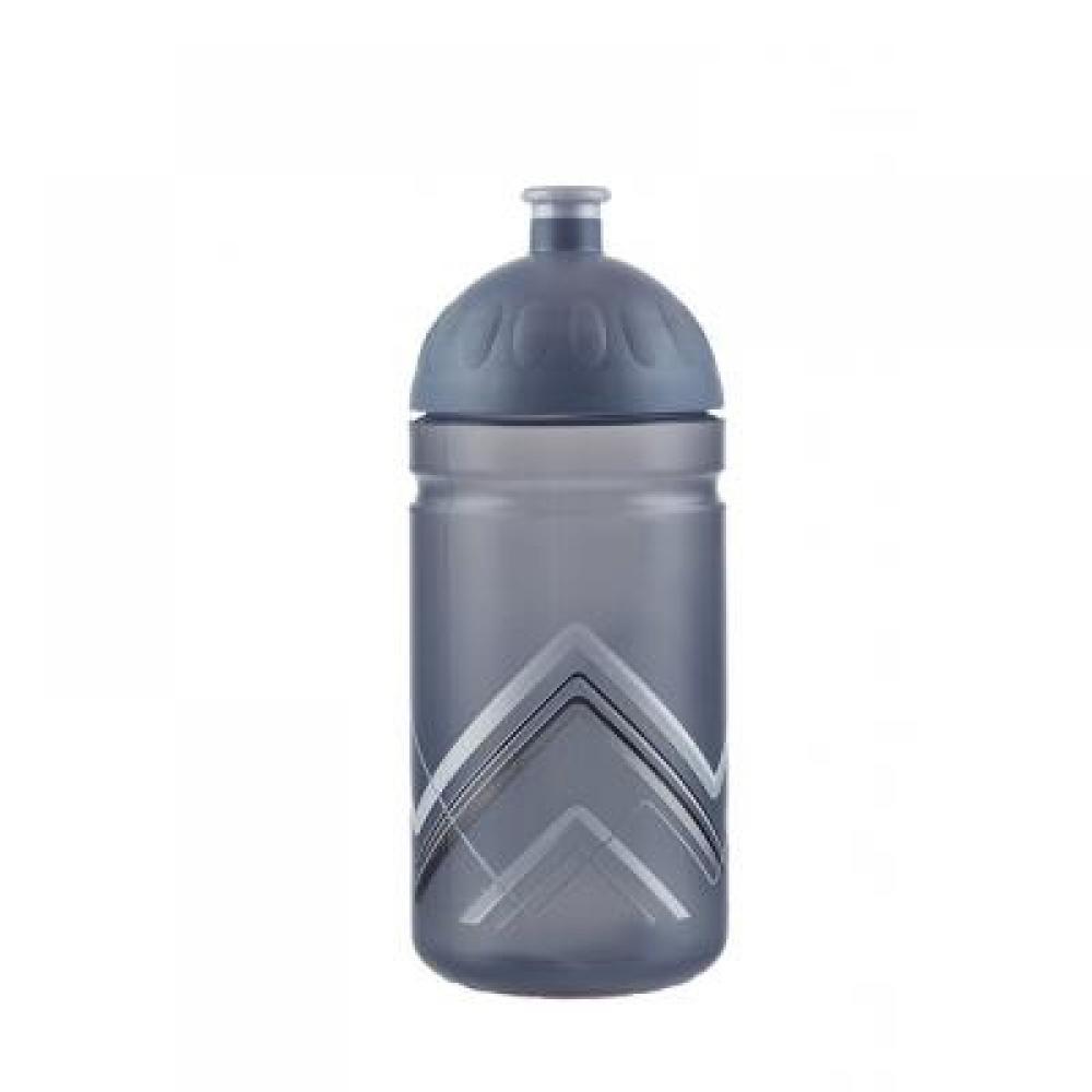 Zdravá lahev Bike-Hory šedá 0,5 l