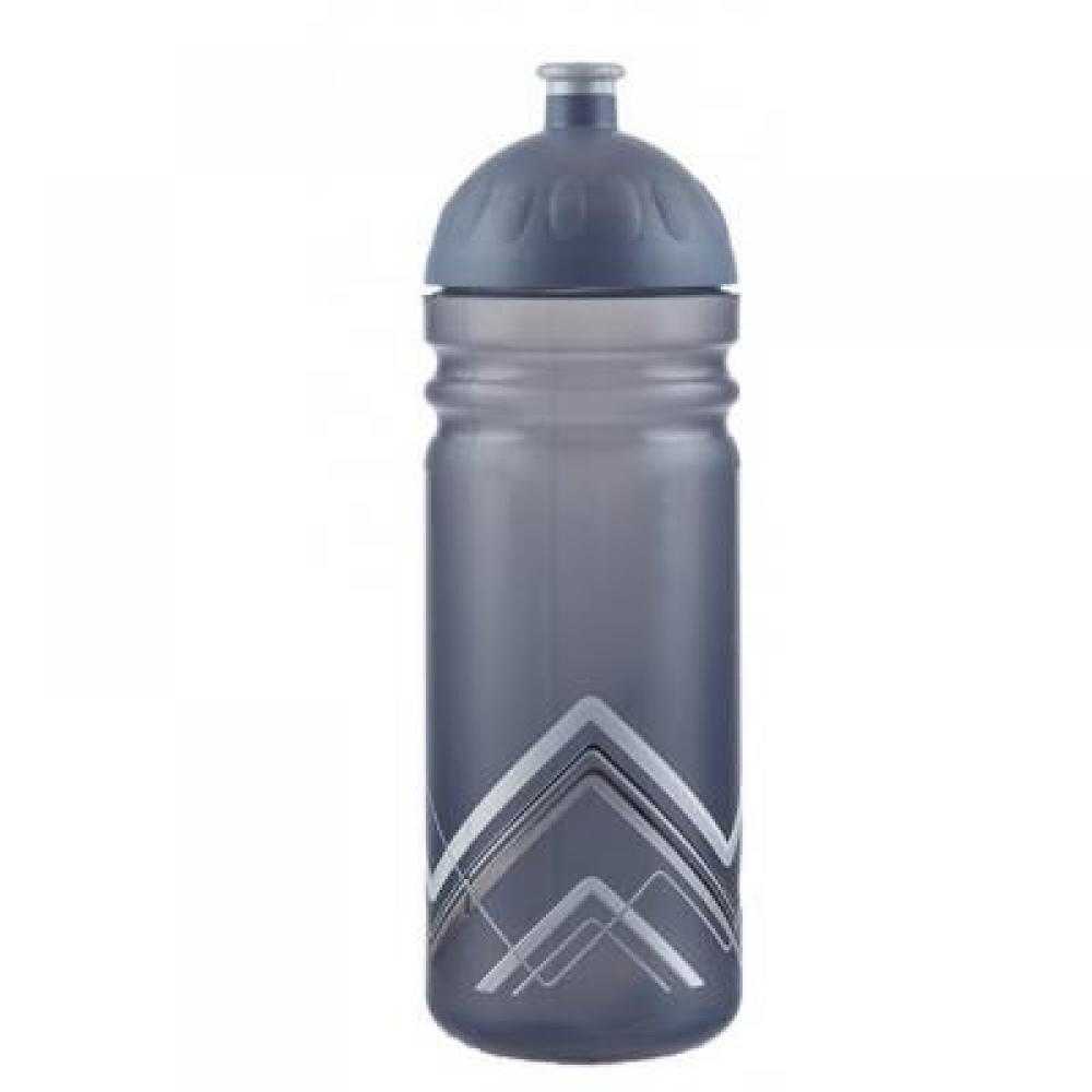 Zdravá lahev Bike-Hory šedá 0,7 l