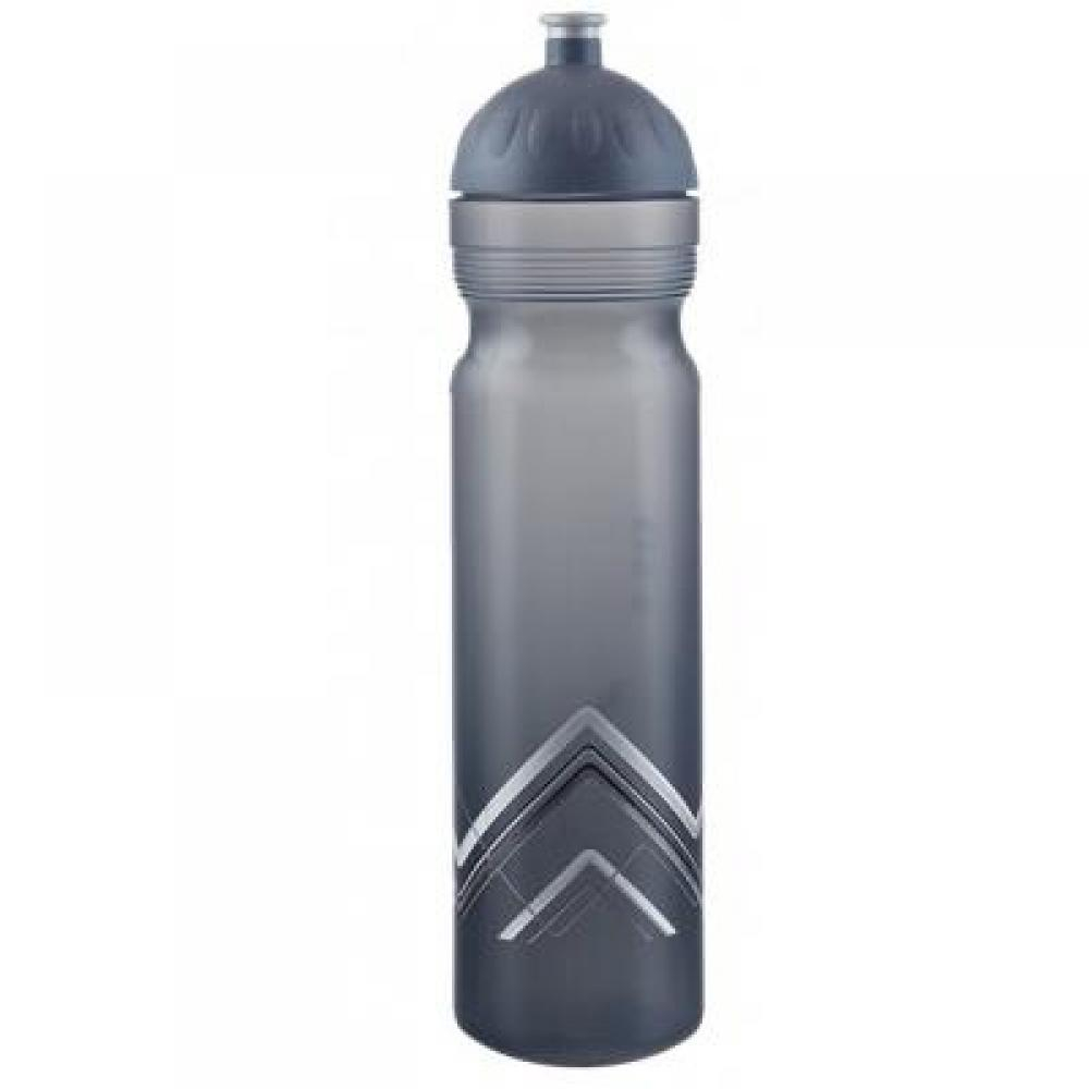 Zdravá lahev Bike-Hory šedá 1 l