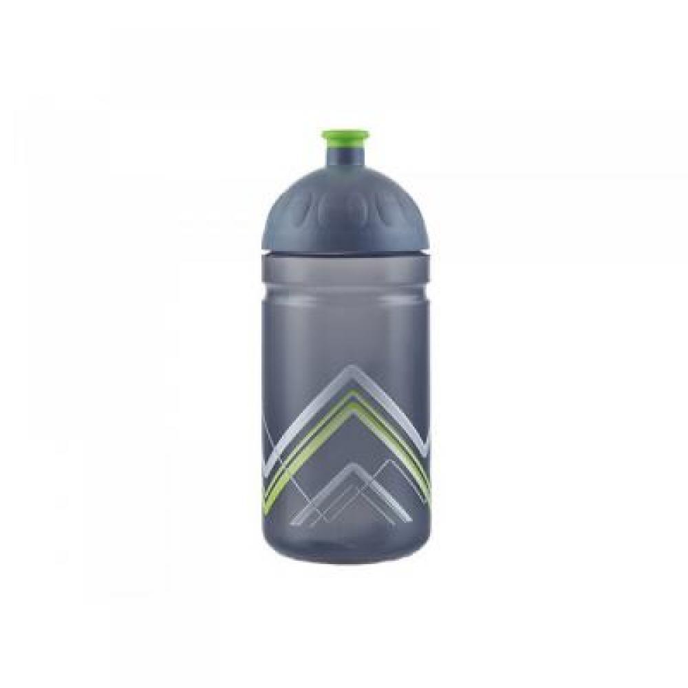 Zdravá lahev Bike-Hory zelená 0,5 l