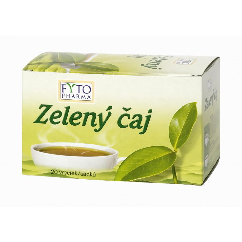 FYTOPHARMA Zelený čaj 20x1,5 g