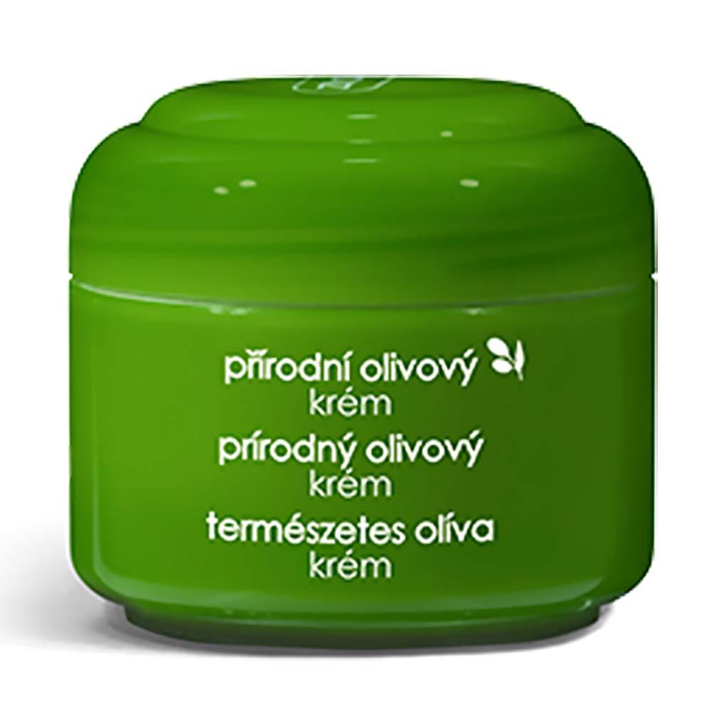 ZIAJA Přírodní oliva pleťový krém 50 ml