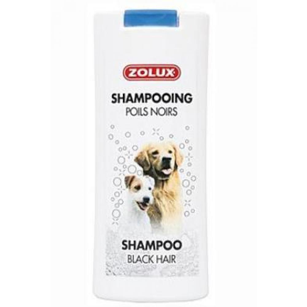 ZOLUX šampon na černou srst pro psy 250ml