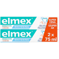 ELMEX Sensitive Whitening zubní pasta 2x 75 ml