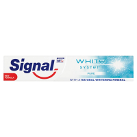 SIGNAL White White System Pure zubní pasta 75 ml