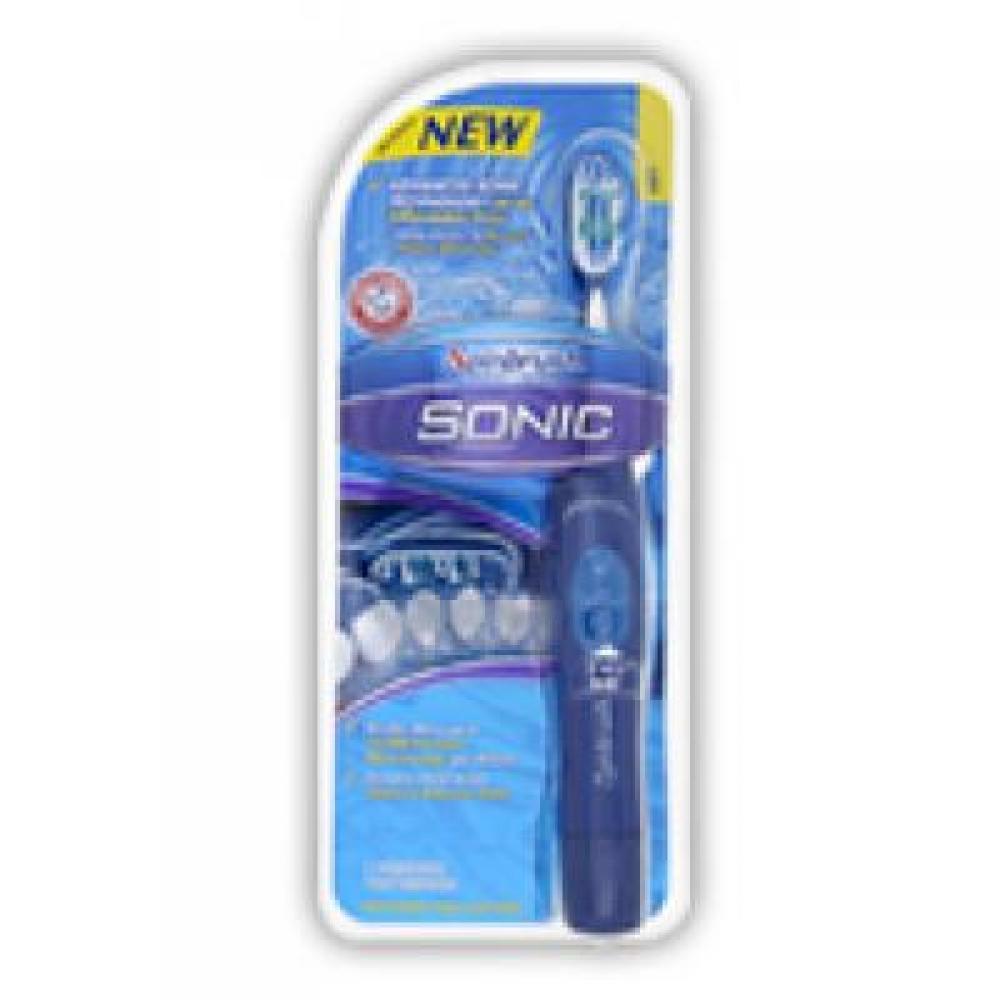 Zubní kartáček Spinbrush Sonic MIX metalic. barev