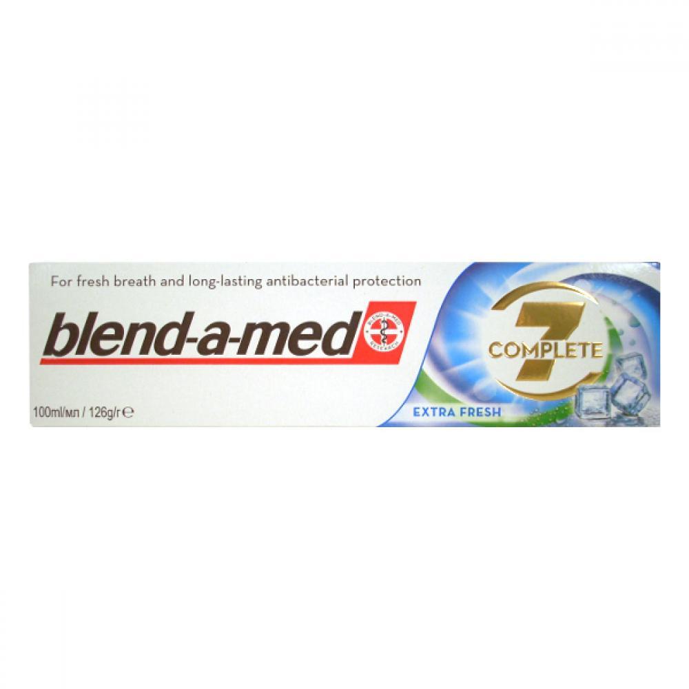 Zubní pasta blend-a-med complete 7 fresh 100ml