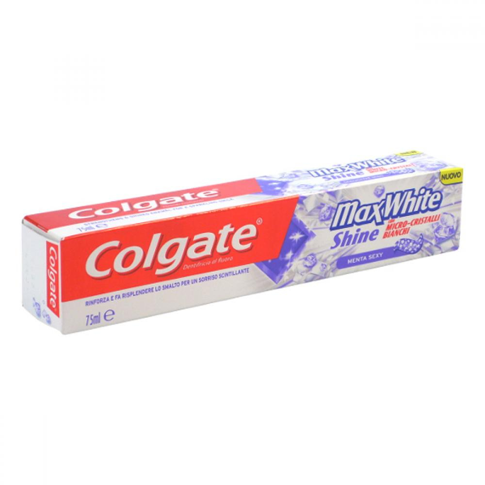 Zubní pasta Colgate max white shine ,75 ml