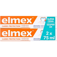 ELMEX Caries Protection Fluoridová zubní pasta 2x 75 ml