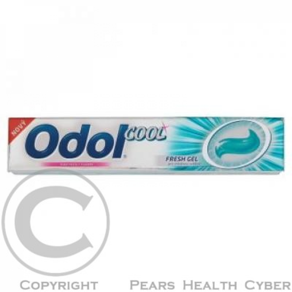Zubní pasta ODOL Cool Fresh gel 75ml
