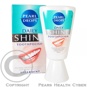 Zubní pasta Pearl Drops Daily Shine Spearmint 50ml