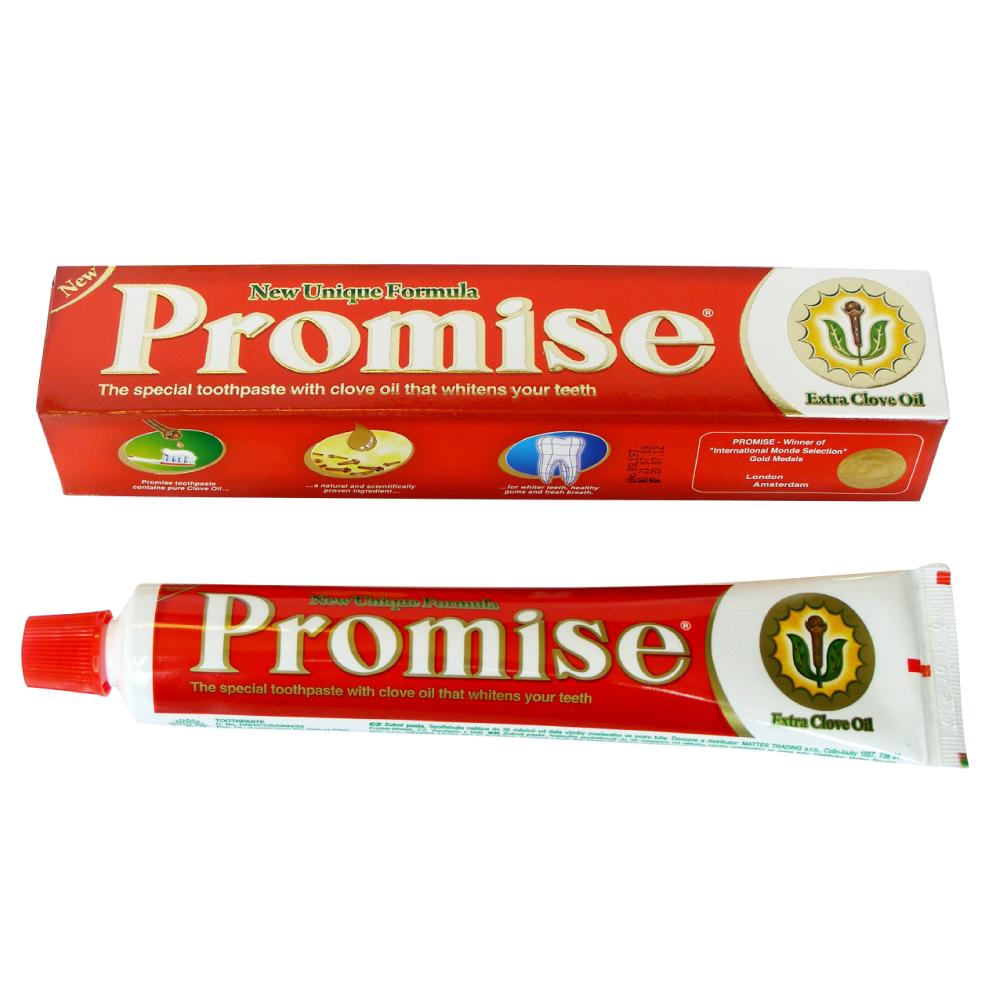 zubní pasta promise recenze